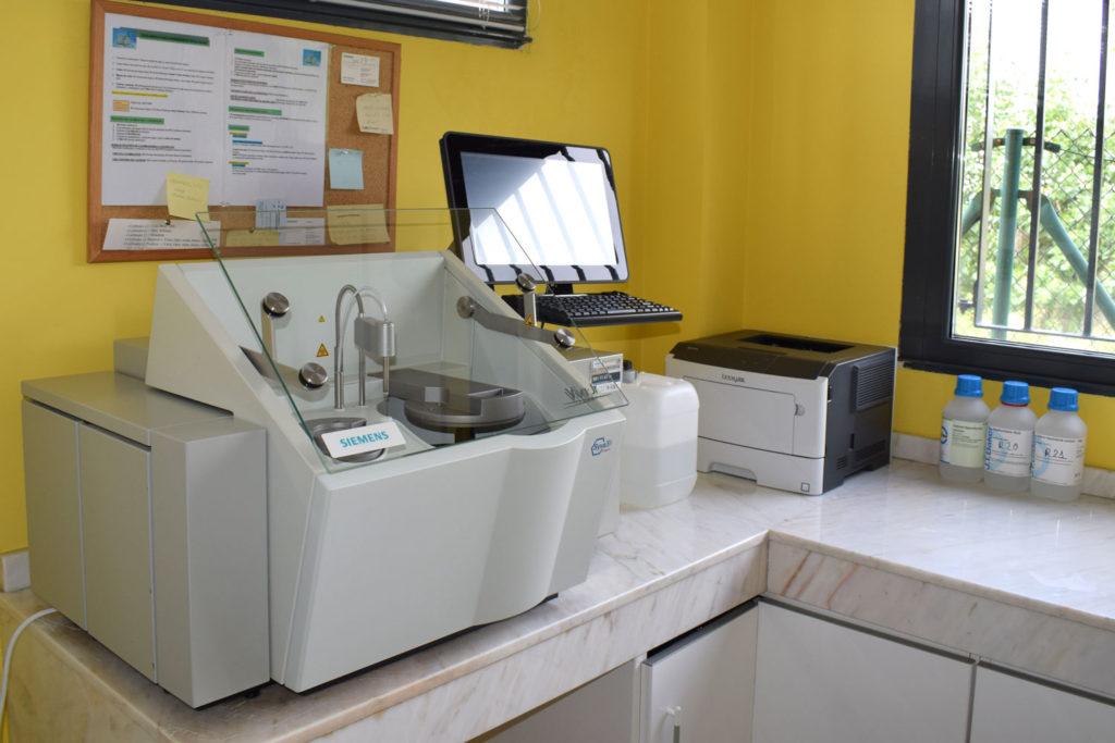 Laboratorio del CAD