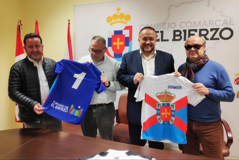 Camiseta de El Bierzo
