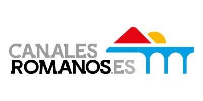 Logo Canales Romanos