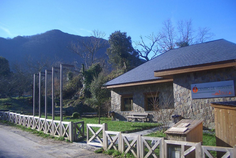 Centro de Recepción de Visitantes de Las Médulas