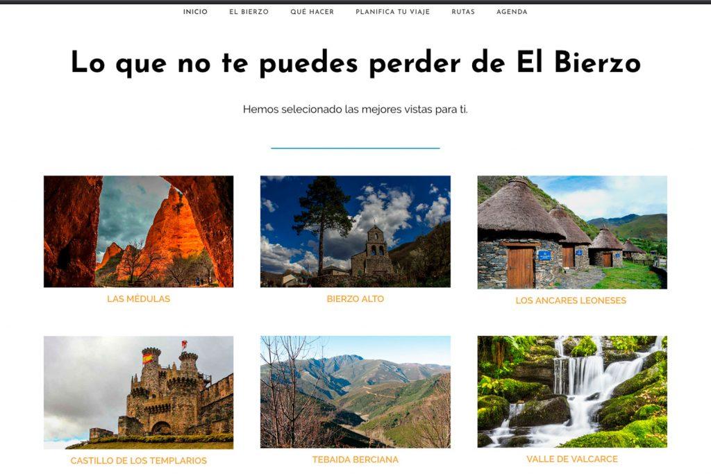 Turismo de El Bierzo