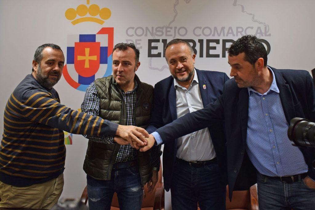 Firma del acuerdo de constitución del Diálogo Social