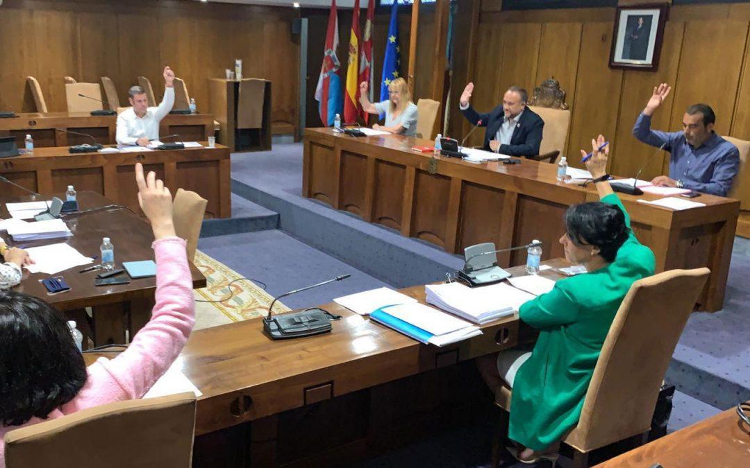 Pleno del Consejo Comarcal
