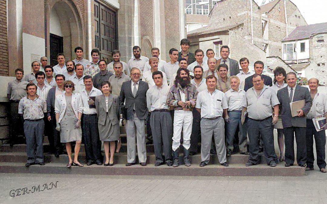 O Consello celebra o seu 30 aniversario o 11 de xullo cun acto ao que asisten membros da primeira corporación