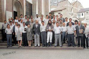 Primera corporación del Consejo Comarcal de El Bierzo.