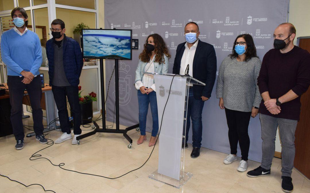 El Camino del Manzanal estrena web financiada por el Consejo Comarcal